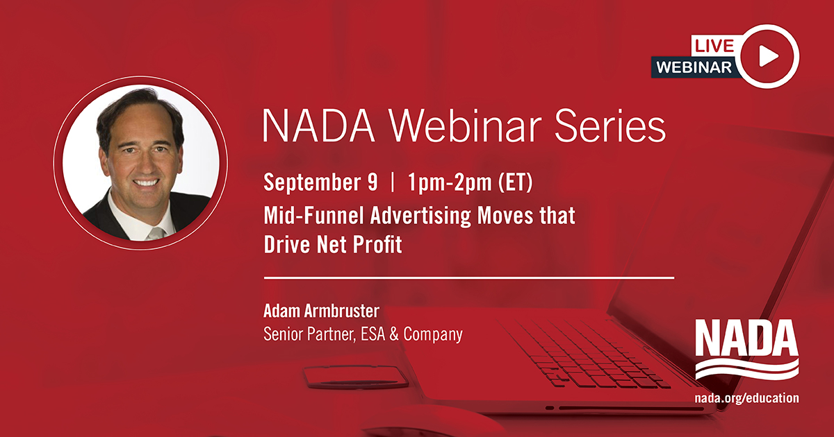 nada esa webinar automotive